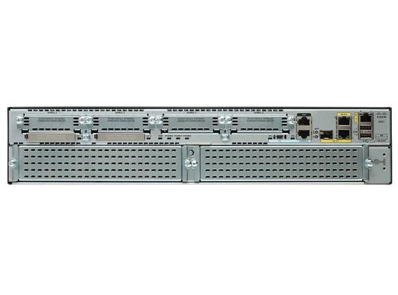 Рутер Cisco 2921 UC Sec. Bundle - 2