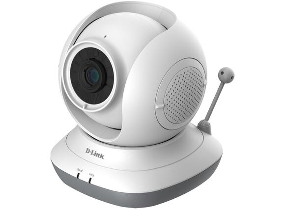Уеб камера D-Link Baby Monitor HD 360 - 2