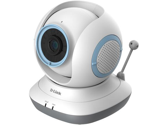 Уеб камера D-Link Baby Monitor HD 360 - 5