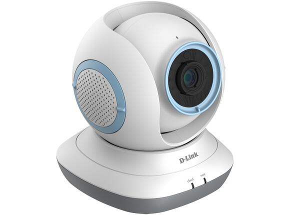 Уеб камера D-Link Baby Monitor HD 360 - 7