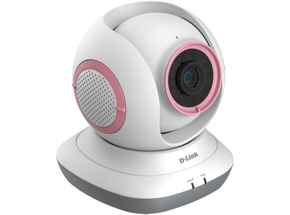 Уеб камера D-Link Baby Monitor HD 360 - 8