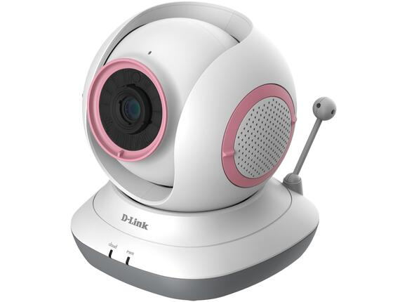 Уеб камера D-Link Baby Monitor HD 360 - 6