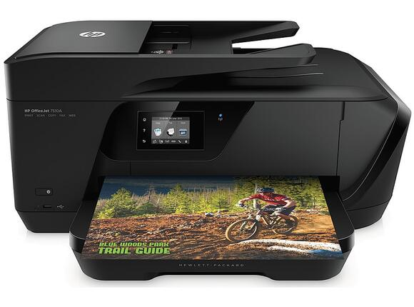 Мултифункционално у-во HP OfficeJet 7510 Wide Format All-in-One Printer