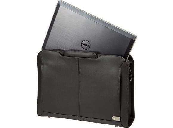 "Чанта Dell XPS 13"" Executive Leather Attache Case - 2"