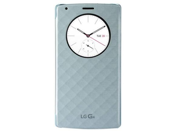 Калъф LG Quick Circle Replacement Case G4 Blue - 2