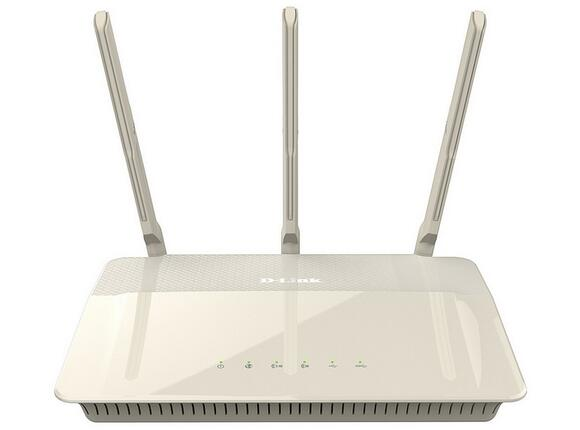 Рутер D-Link Wireless AC1900 Dual-band Gigabit Cloud Router with Advanced AC SmartBeam - 3