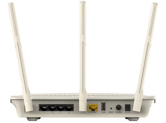 Рутер D-Link Wireless AC1900 Dual-band Gigabit Cloud Router with Advanced AC SmartBeam - 6