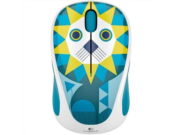 Мишка Logitech Wireless Mouse M238 Play Collection - Lion