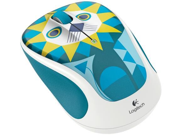 Мишка Logitech Wireless Mouse M238 Play Collection - Lion - 2
