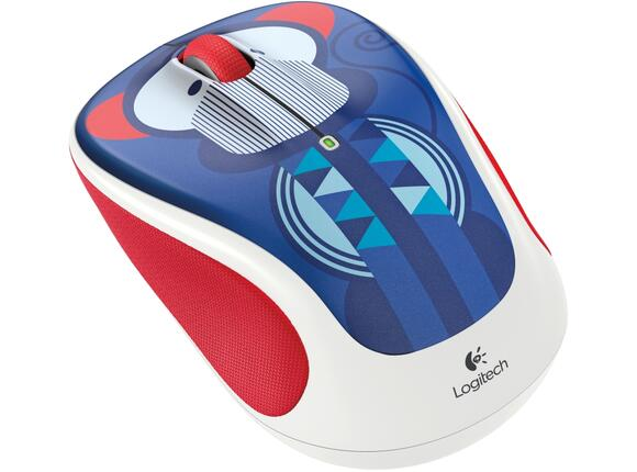 Мишка Logitech Wireless Mouse M238 Play Collection - Monkey - 2