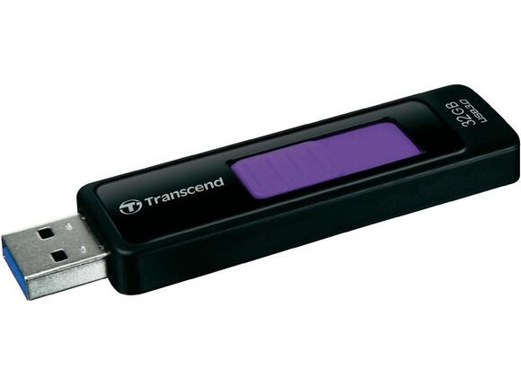 Флаш памет Transcend 32GB JETFLASH 760 (Purple) - 2