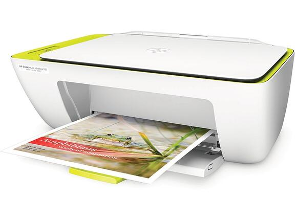 Мултифункционално у-во HP DeskJet Ink Advantage 2135 All-in-One - 2