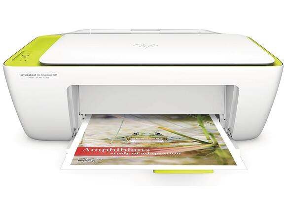 Мултифункционално у-во HP DeskJet Ink Advantage 2135 All-in-One