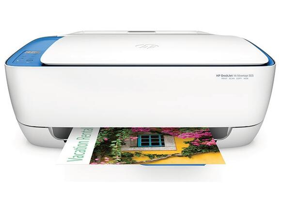 Мултифункционално у-во HP DeskJet Ink Advantage 3635 All-in-One
