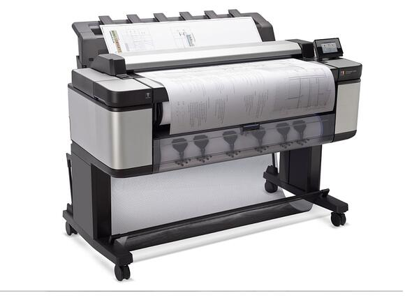Плотер HP Designjet T3500 eMFP Printer - 2