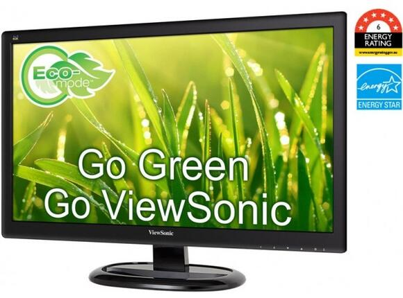 "Монитор Viewsonic VA2265SH 22"" 16:9 (21.5"") 1920x1080 SuperClear MVA LED"