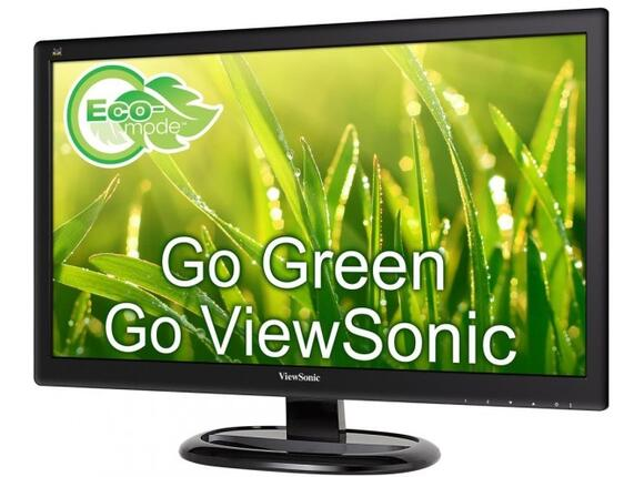 "Монитор Viewsonic VA2265SH 22"" 16:9 (21.5"") 1920x1080 SuperClear MVA LED - 2"