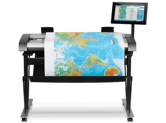 Скенер HP Designjet HD Stand Alone Scanner