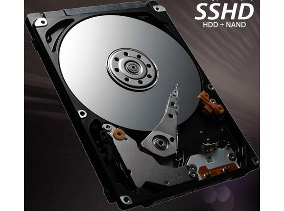 Твърд диск Toshiba H200 - High-Performance Hybrid Drive 500GB (8GB/5400RPM/64MB)