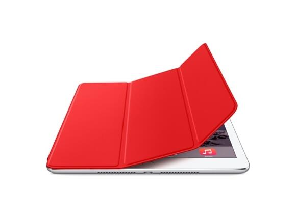 Калъф Apple iPad Air 2 Smart Cover (PRODUCT)RED - 2