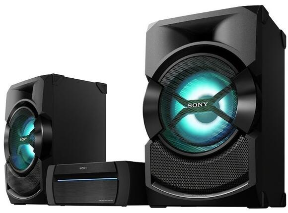 Тонколони Sony SHAKE-X3D Party System with Bluetooth - 2