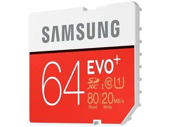 Флаш карта Samsung SD card EVO+ series - 3