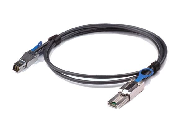 Кабел HP 2.0m External Mini SAS High Density to Mini SAS Cable