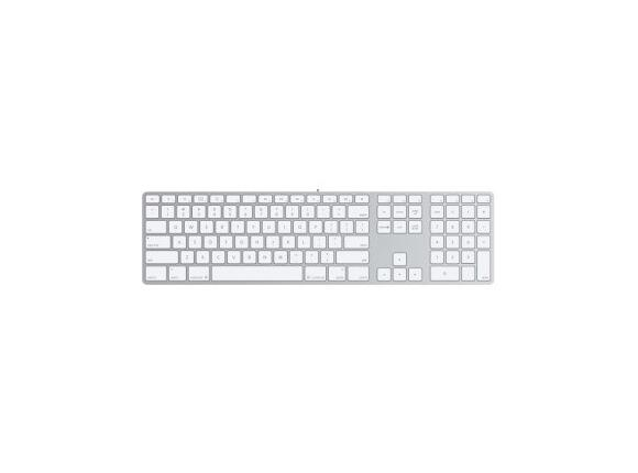 Клавиатура Apple Keyboard with Numeric Keypad BG