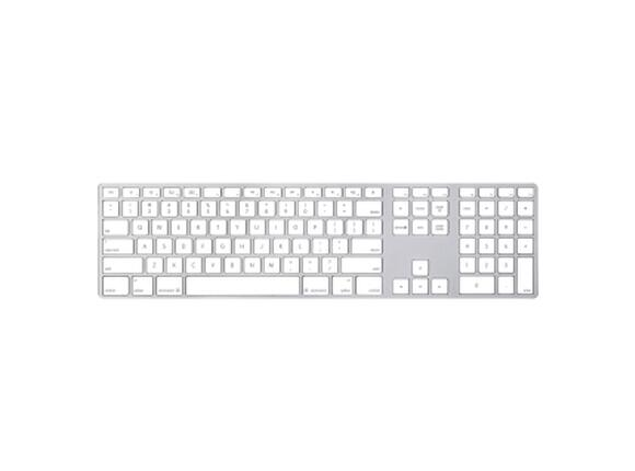 Клавиатура Apple Keyboard with Numeric Keypad BG - 2