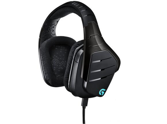 Слушалки Logitech G633 Artemis Spectrum RGB 7.1 Surround Sound Gaming Headset - 3