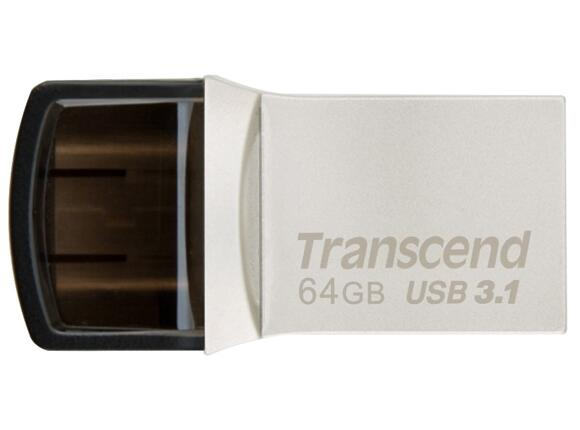 Флаш памет Transcend 64GB JETFLASH 890S - 2