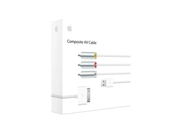 Кабел Apple Composite AV Cable