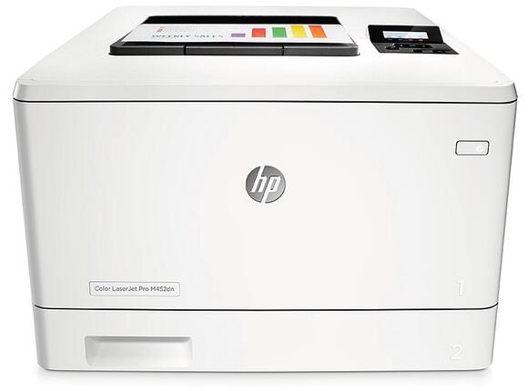 Принтер HP Color LaserJet Pro M452dn Printer