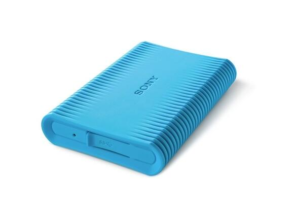 "Твърд диск Sony HDD 1TB 2.5"" USB 3.0 Shock proof - 2"