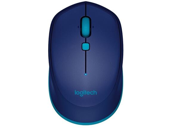 Мишка Logitech Bluetooth Mouse M535 - Blue - 4