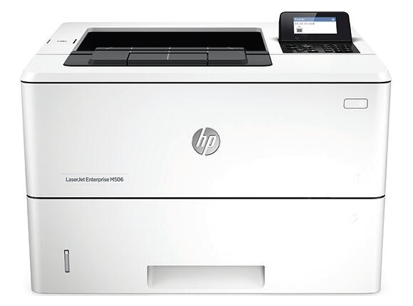 Принтер HP LaserJet Enterprise M506dn Printer
