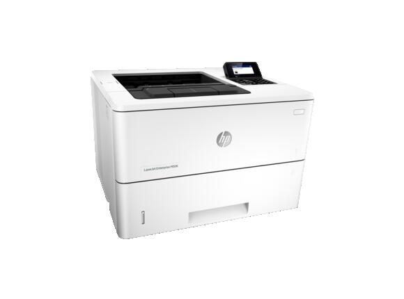 Принтер HP LaserJet Enterprise M506dn Printer - 2