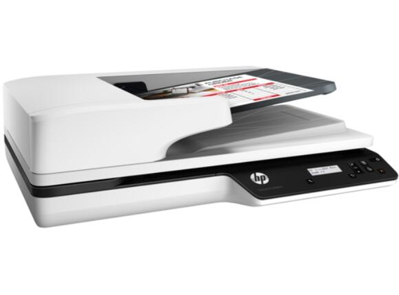 Скенер HP ScanJet Pro 3500 f1 Flatbed Scanner - 2