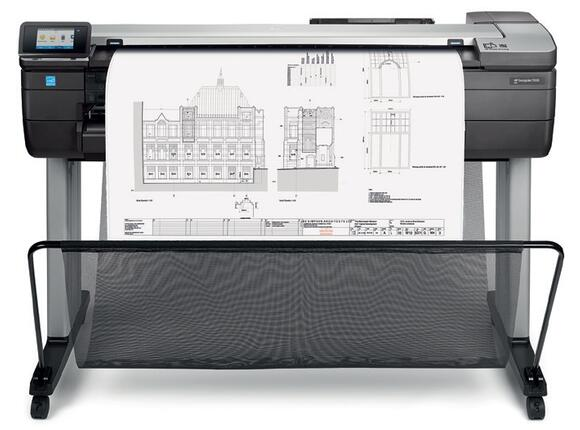 Плотер HP DesignJet T830 36-in MFP