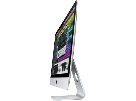 "Компютър Apple iMac 27"" QC i5 3.2GHz Retina 5K/8GB/1TB Fusion Drive/AMD R9 M390 2GB/BUL KB - 5"