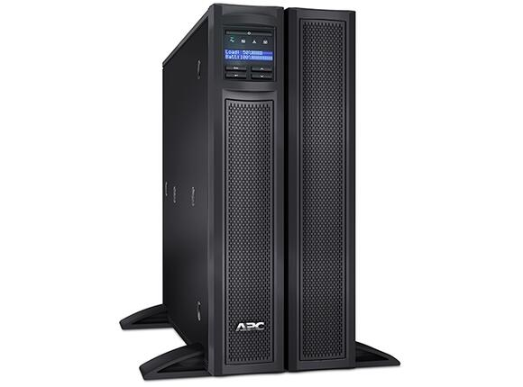 UPS APC Smart-UPS X 3000VA Short Depth Tower/Rack Convertible LCD 200-240V with Network Card - 4