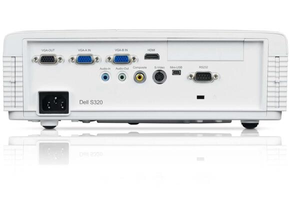 Проектор Dell Short Throw Projector S320 - 4