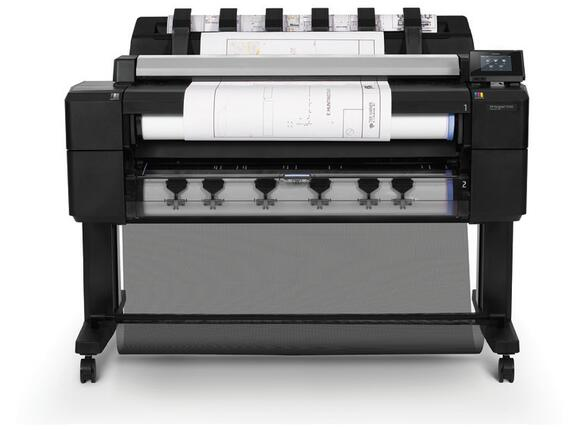 Плотер HP DesignJet T2530 36in PS MF Printer