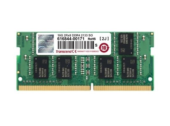 Памет Transcend 16GB DDR4 2133 SO-DIMM 2Rx8
