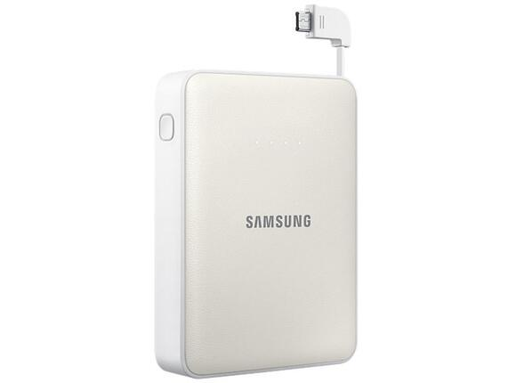 Батерия Samsung External Battery Pack 8400mAh White