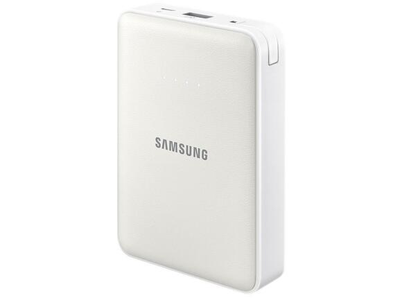 Батерия Samsung External Battery Pack 8400mAh White - 2