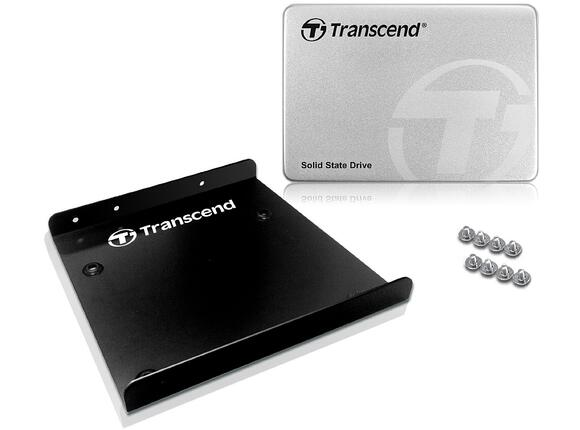 "SSD Transcend Твърд диск Transcend 256GB 2.5"" SSD SATA3 Synchronous MLC, read-write: up to 570MBs, 320MBs - 4"