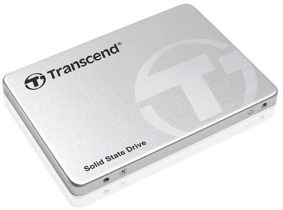 "SSD Transcend Твърд диск Transcend 256GB 2.5"" SSD SATA3 Synchronous MLC, read-write: up to 570MBs, 320MBs - 2"