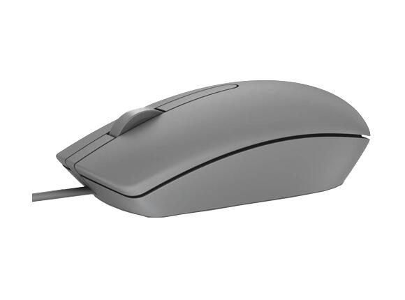 Мишка Dell MS116 Optical Mouse Grey