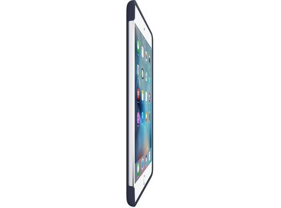 Калъф Apple iPad mini 4 Silicone Case - Midnight Blue - 4